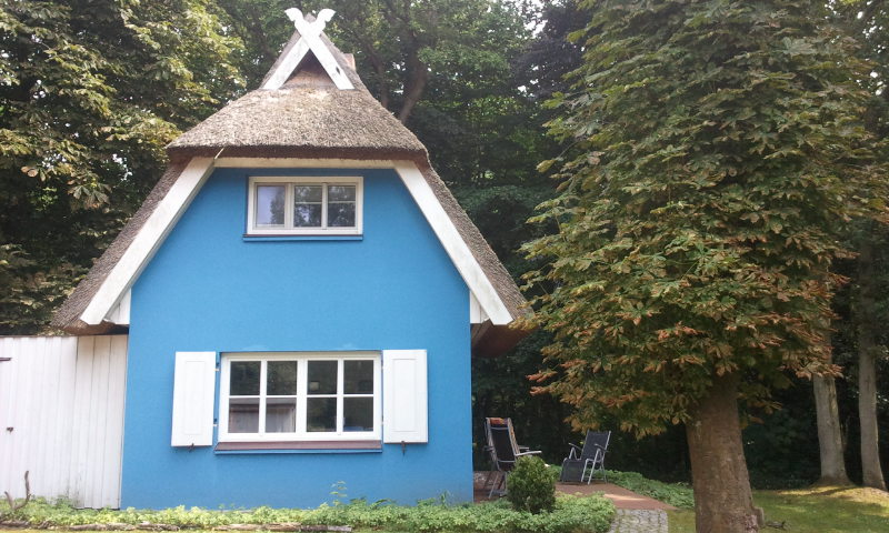 Foto vom Ferienhaus 'Puppenhaus' in Ahrenshoop